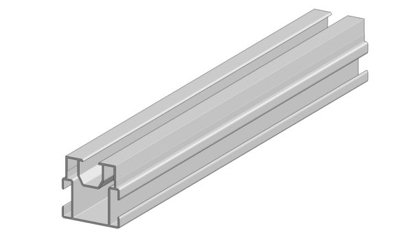 aluminium decking beam