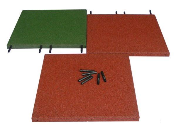 Rubber Tiles Interlocking