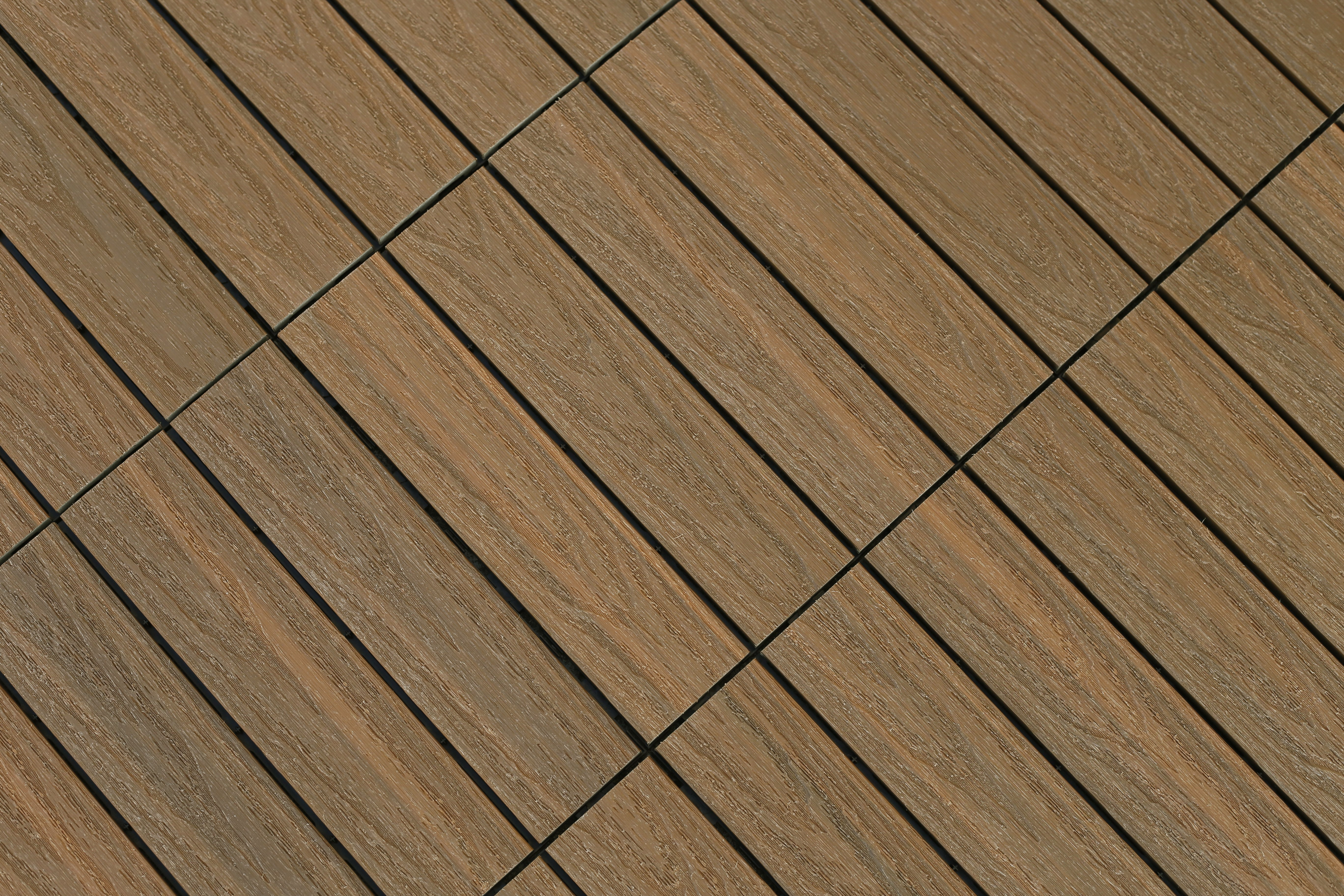 Teak Composite deck tiles
