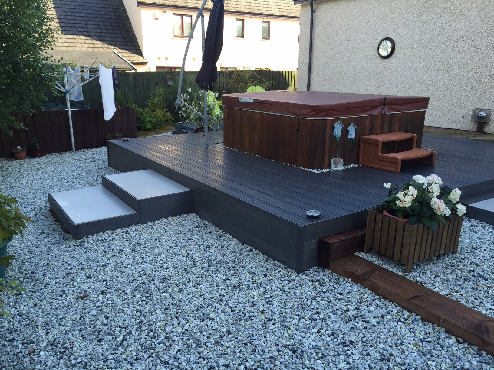 composite decking facia and trim