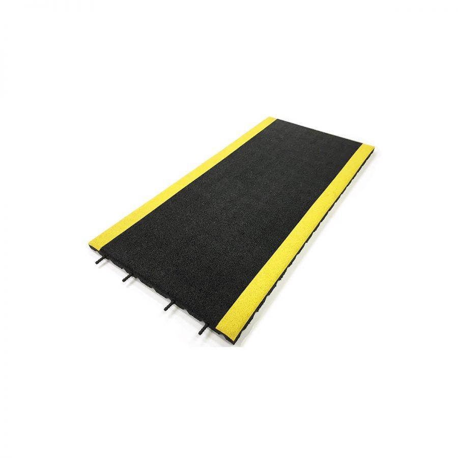 Roofway Rubber Walkway Tiles