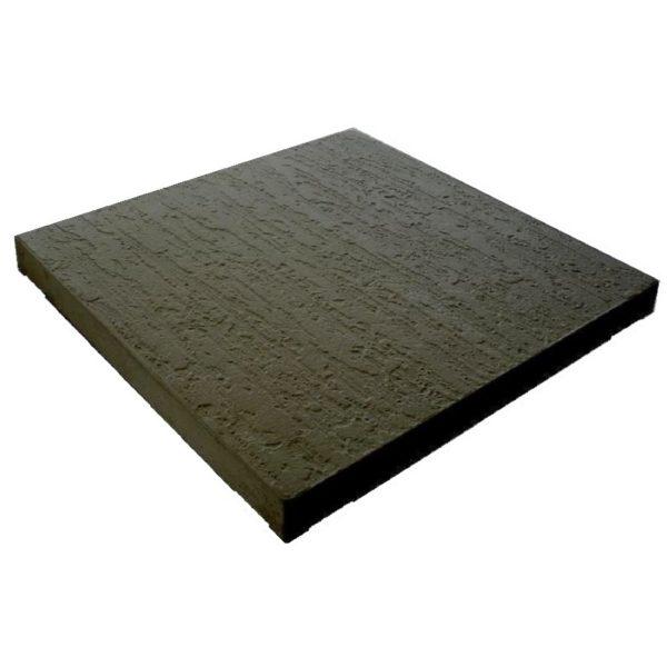 Striated Dark Grey Promenade Slab Product Image