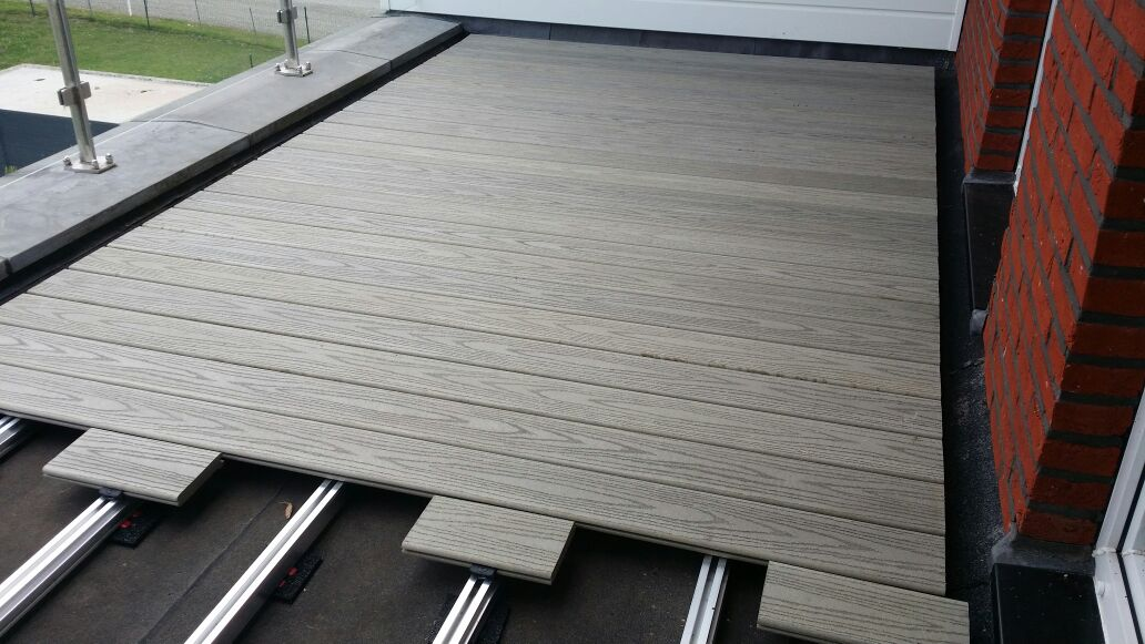 aluminium decking joists