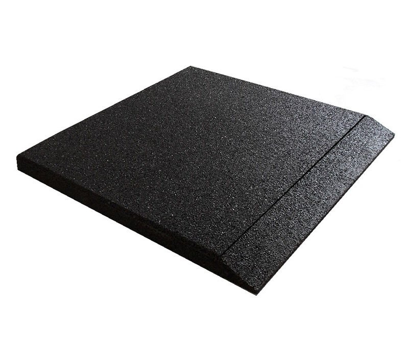 CastleFlex Rubber Tile Ramp
