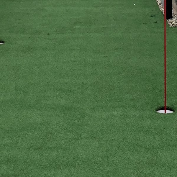 Golf putting and walkway artificial grass