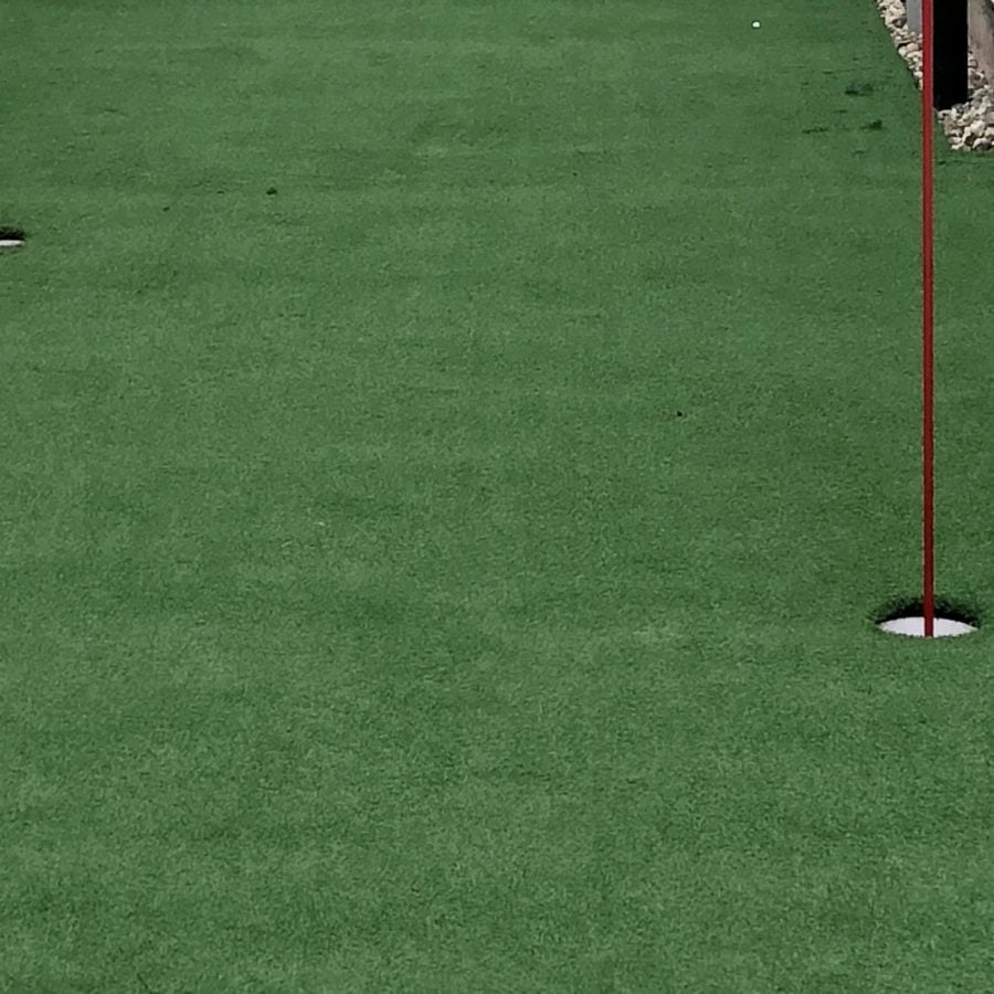 Golf putting and walkway artificial grass