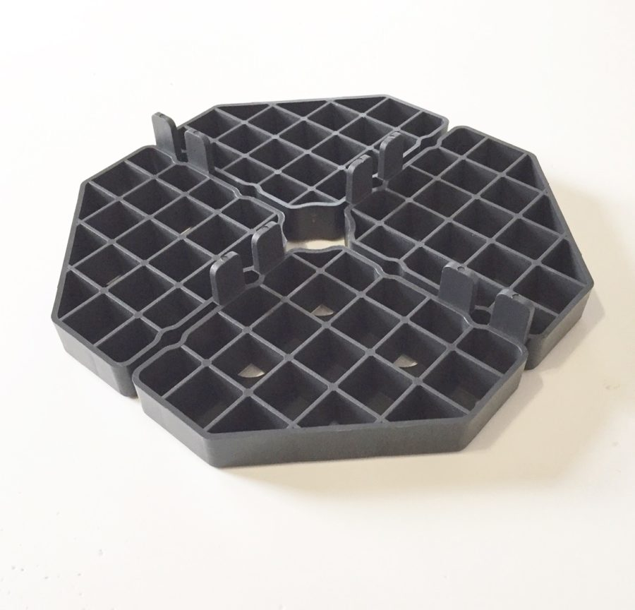 Heavy Duty 16mm Stackable Paving Support