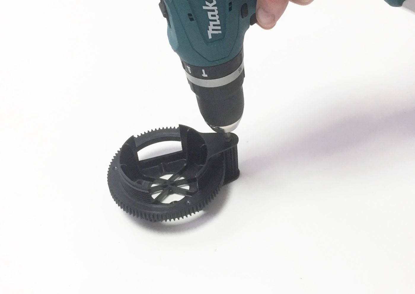 Drill Adjustable Decking Cradle