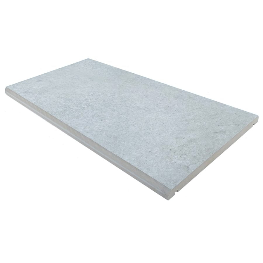 """Grey Porcelain Coping Stone 300x600mm 12"""""""