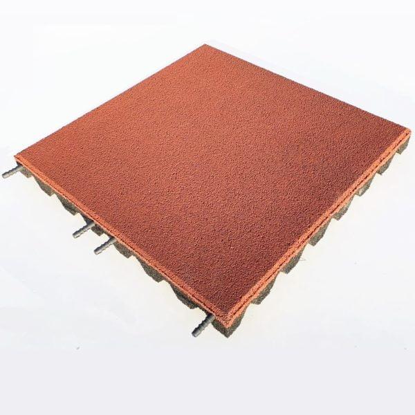 Castleflex EPDM Coated Red