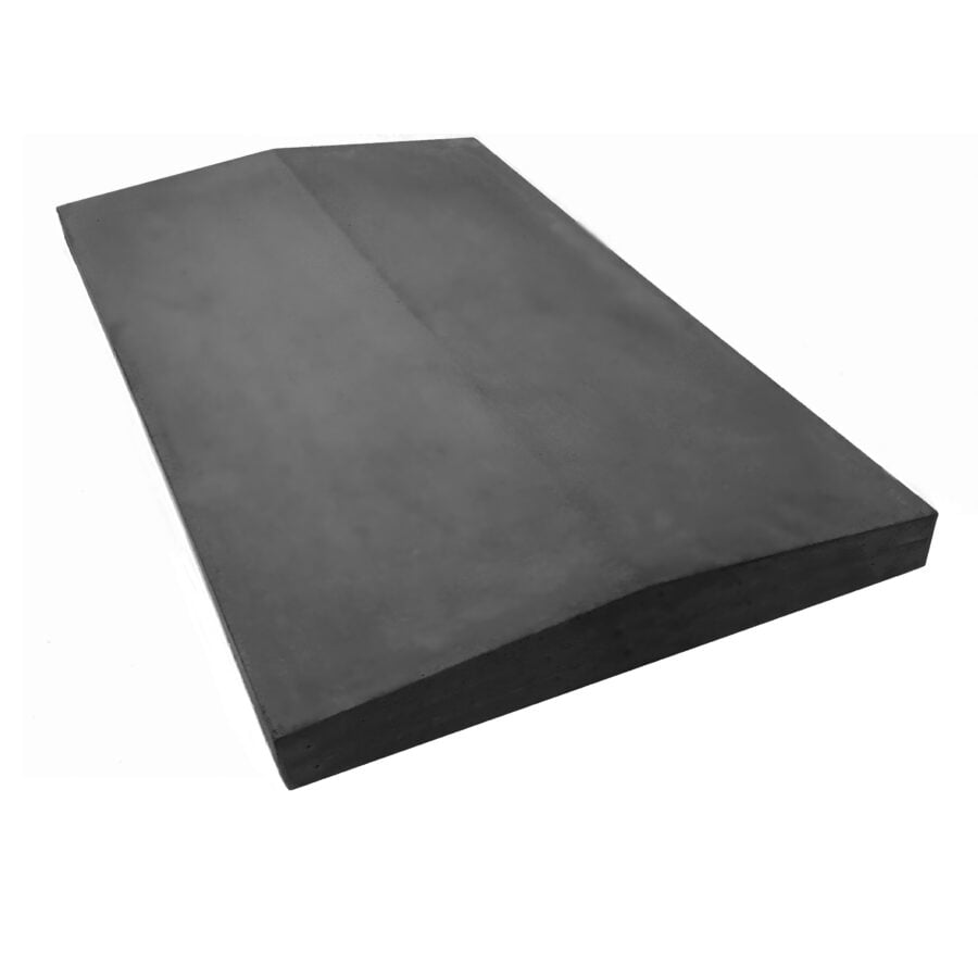TW 450x600 Dark Grey Coping Stone