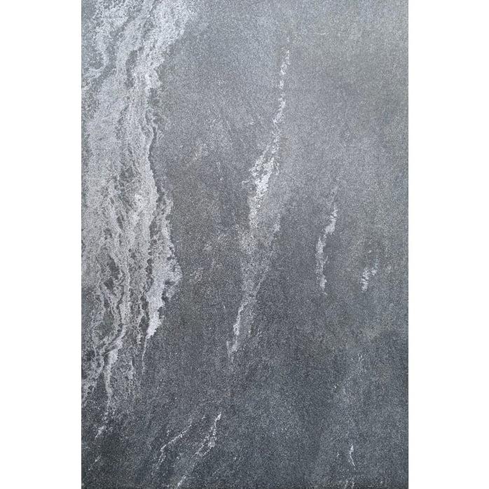 slate rock porcelain paving