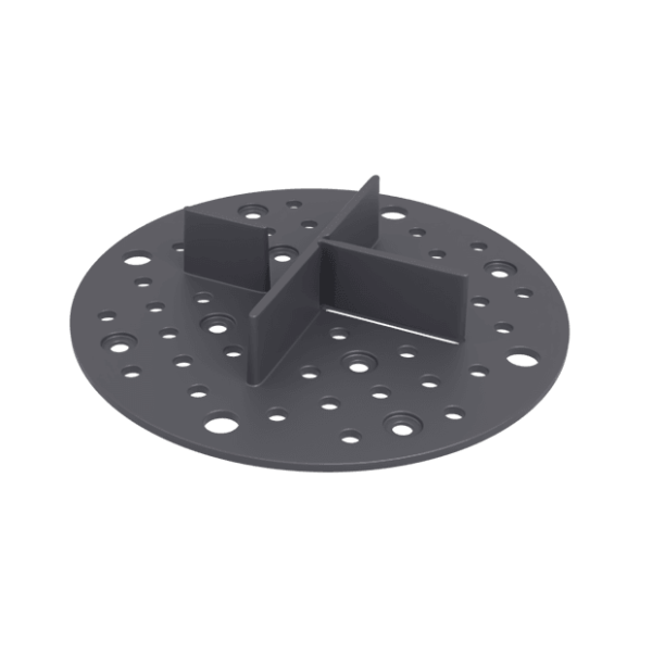 Thin paving support