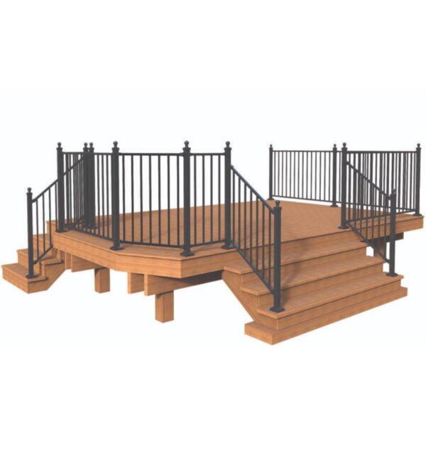 castlewood railing hero