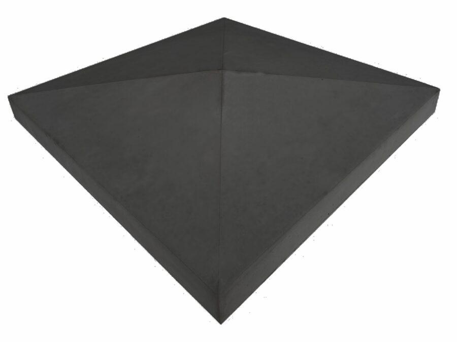 Dark Grey Pillar Cap